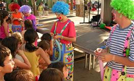 Animadores Discomoviles Y Hinchables Para Fiestas Infantiles